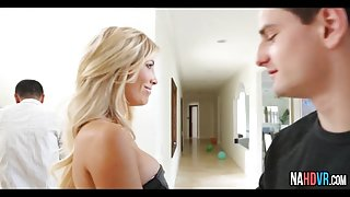 Hooking Up With The Neighbor Tasha Reign