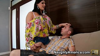 Angelina Castro & Ralph Long in Neighbor Affair